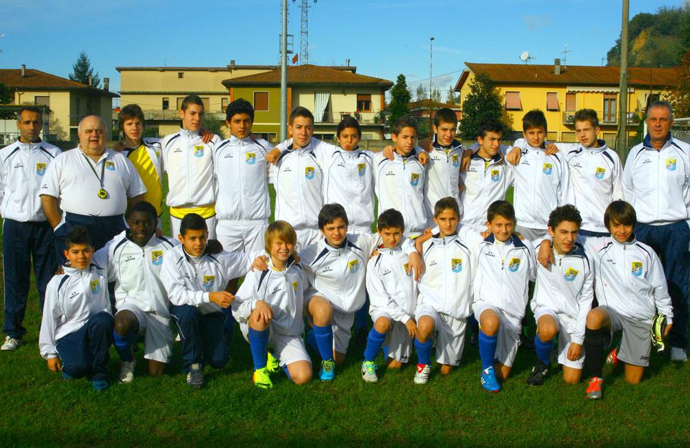 Giovanissimi A 2000