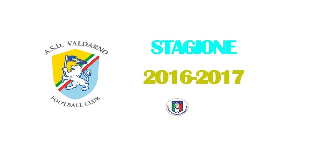 STAGIONE 2016-2017news