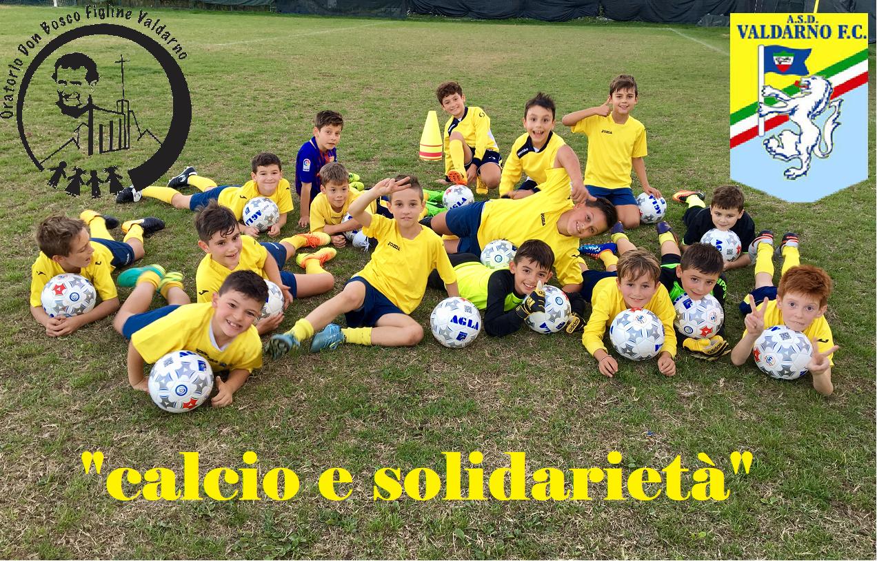 calcio e solidarietà